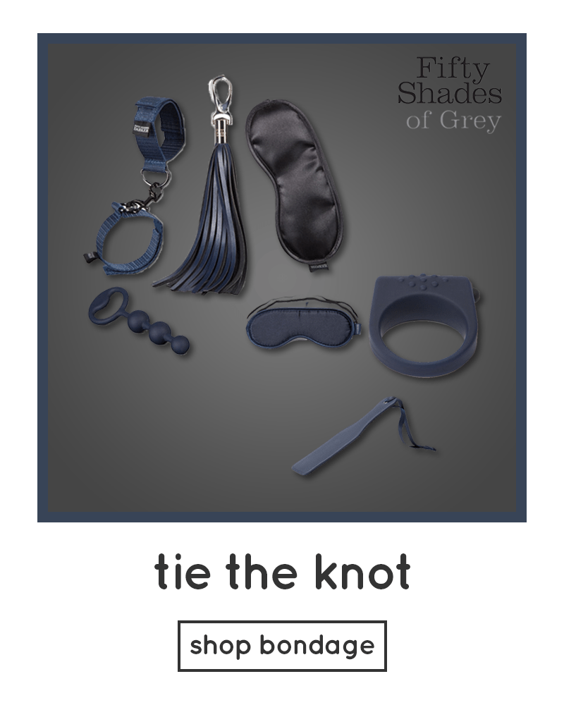 Tie the Knot Bondage Fifty Shades of Grey